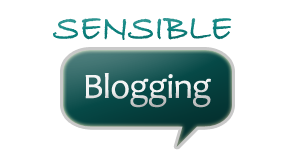 Sensible Blogging