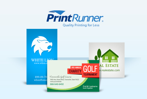 Business Cards from PrintRunner