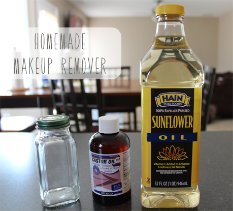 DIY Homemade Makeup Remover + Face wash