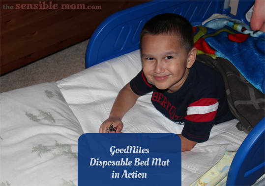 Make Potty Training Less Stressful With Goodnites