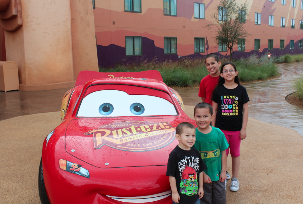 cars suite at the art of animation resort