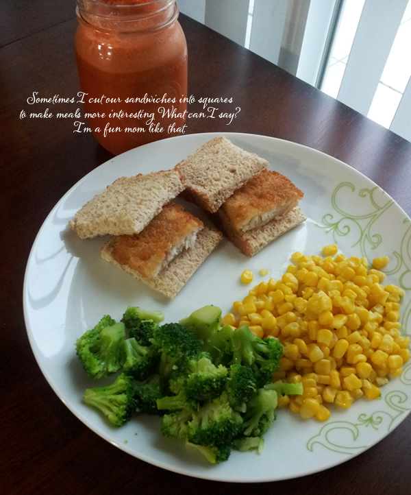 Losing the baby fat mondays meals the sensible mom dinner late night snack with my husband and 1 year old baby forumfinder Gallery
