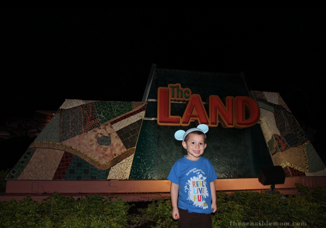 the land at epcot