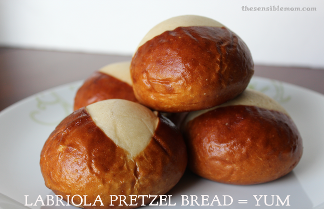 pretzel bread review