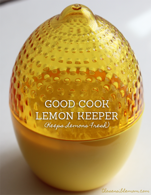 lemon keeper to keep lemons fresh
