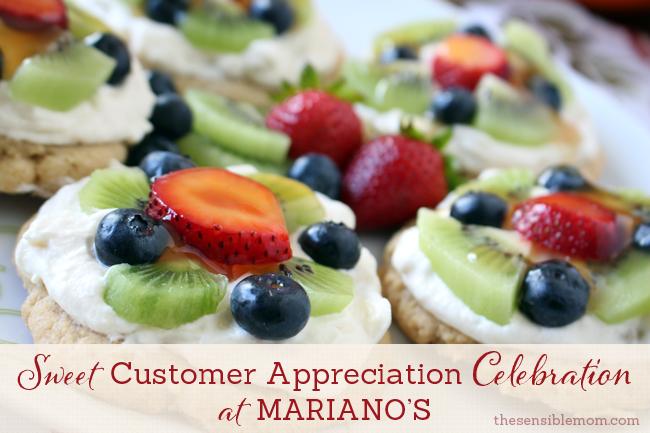 Mariano's summer celebration
