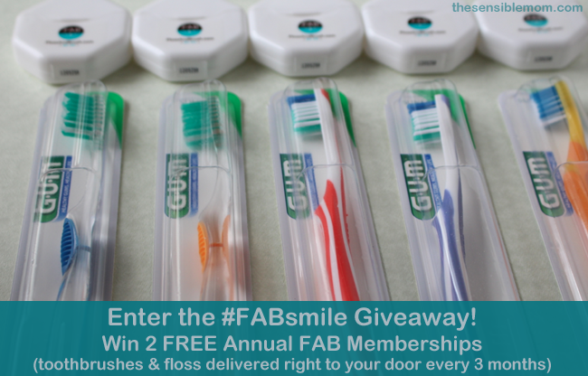 fab smile giveaway