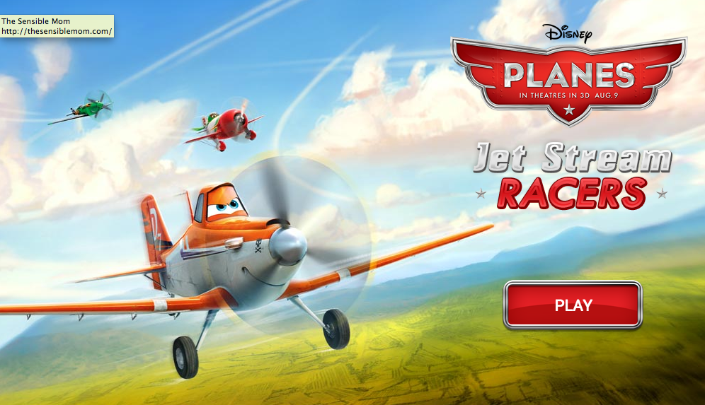 Jet Stream Racers Game