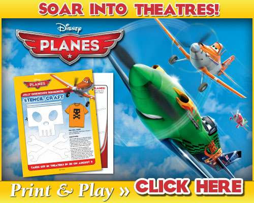 PLANES_soar Printables Link