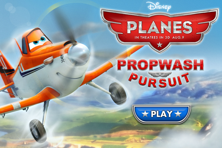Propwash Pursuit Game
