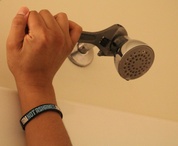 of the t3 shower filter