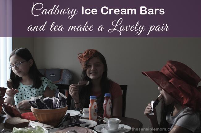 cadbury tea party