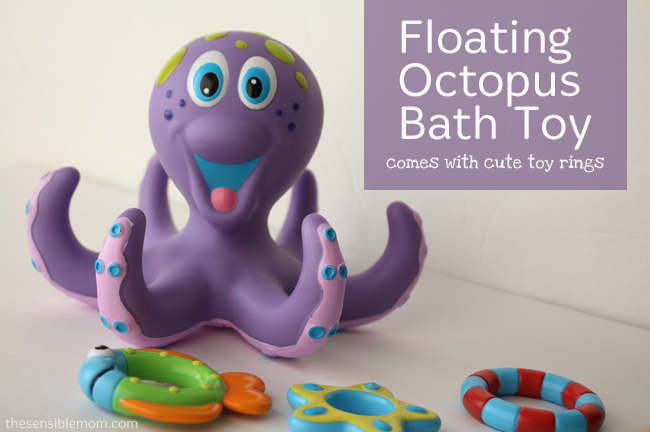 Nuby Floating Octopus