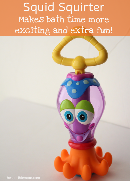 Nuby Squid Squirter