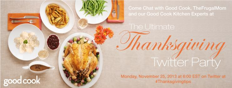 The Ultimate Thanksgiving Twitter Party #Thanksgiving Tips