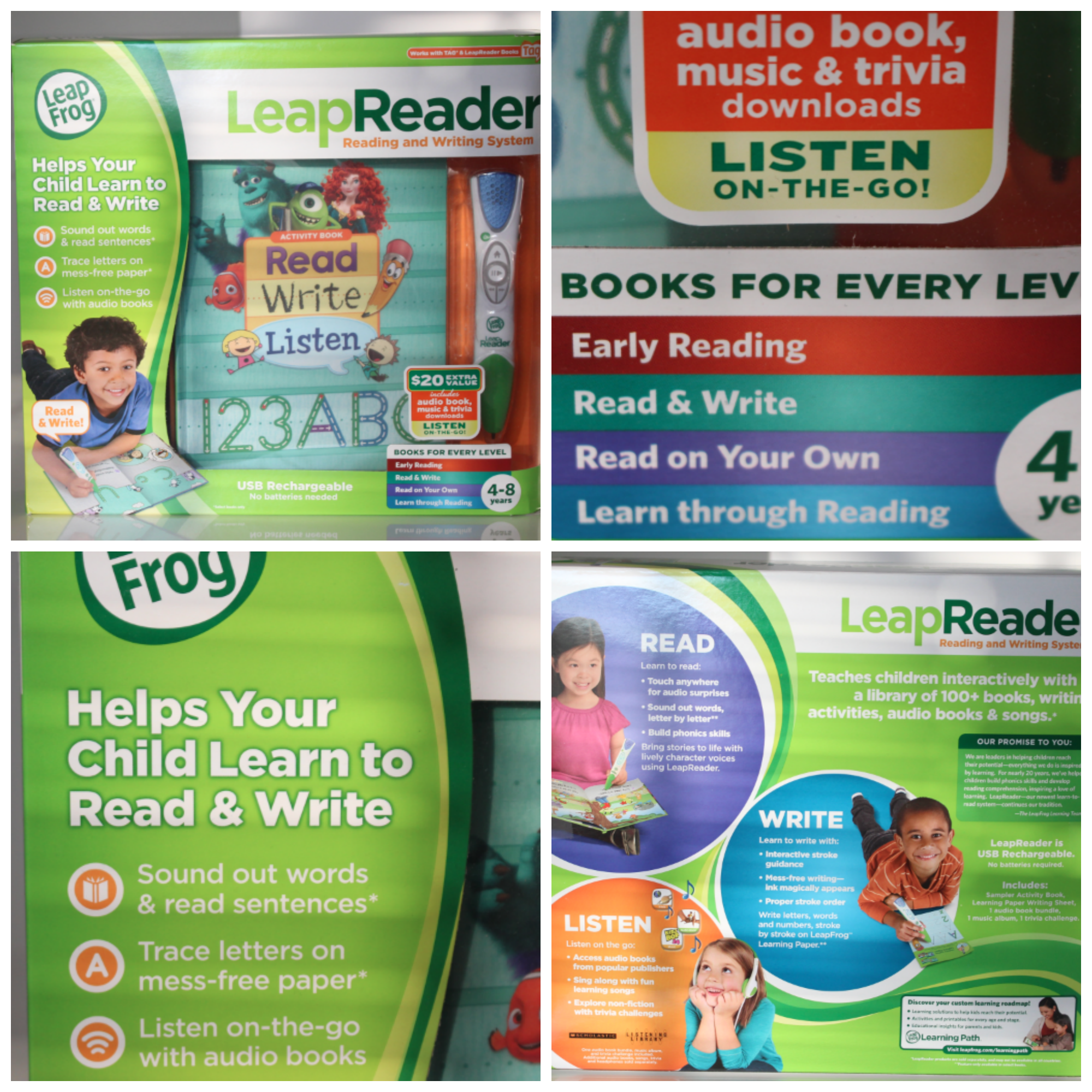 LeapReader Reading Party!