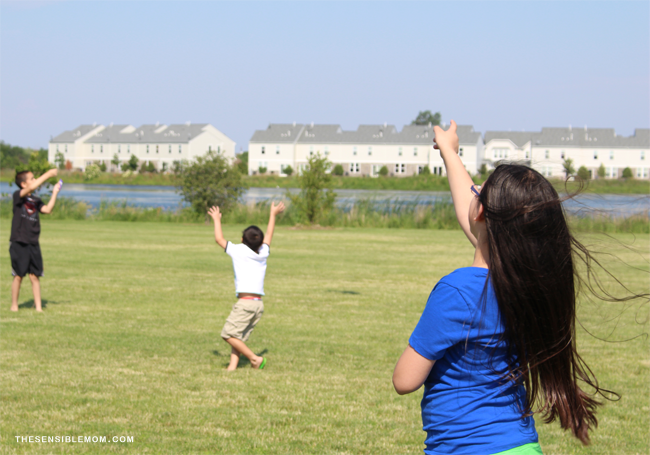 How We Encourage Our Daughter to Play Like a Girl - A Strong Girl! #PlayLikeAGirl