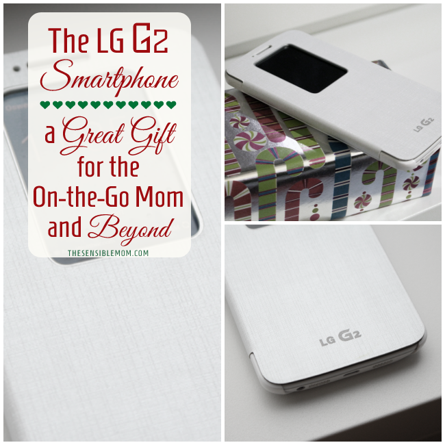 LG G2 Smartphone Review - A Great Gift for the On-the-Go Mom and Beyond! #SprintMom #MC