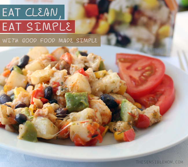 An Easy Way to Eat Clean and Eat Simple - The Sensible Mom