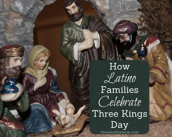 How Latino Families Celebrate Three Kings Day