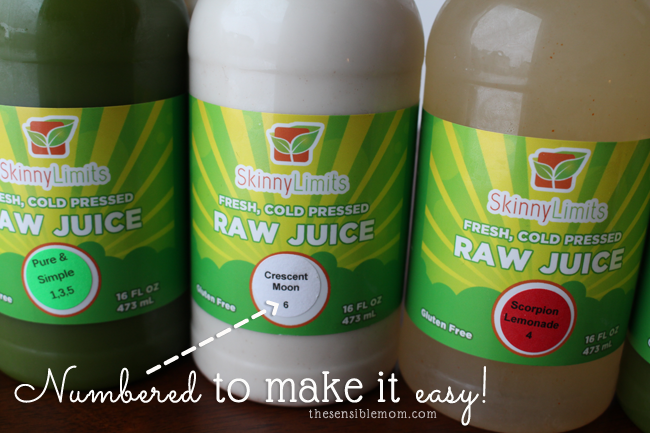 My 3-Day Skinny Limits Raw Juice Cleanse #Juicing