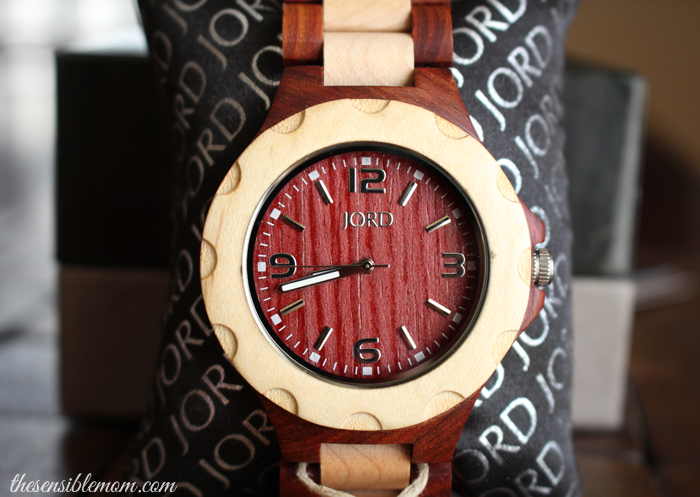 JORD Wood Watches are gorgeous and great for guys and gals!