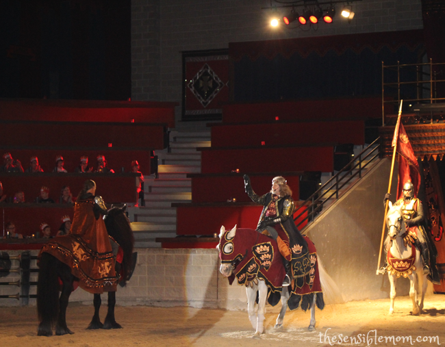 Family Fun at Medieval Times Castle #medievaltimes #review