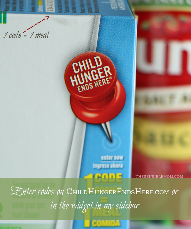 Child Hunger Ends Here: How to Easily Make a Big Difference in a Child's Life #ChildHunger