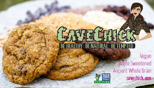 Join us for the #CaveChickCookies Twitter Chat!