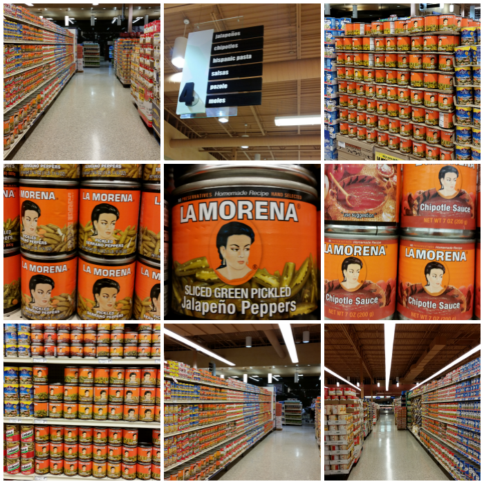 Cermak Fresh Market La Morena Products