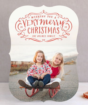 Christmas Card Ideas and Inspiration #Christmas #cards #Minted