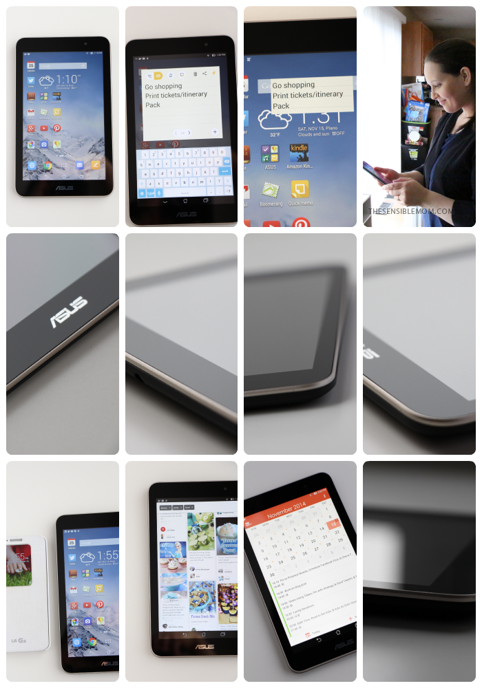 How I Use My Intel Tablet to Stay Organized #IntelTablets