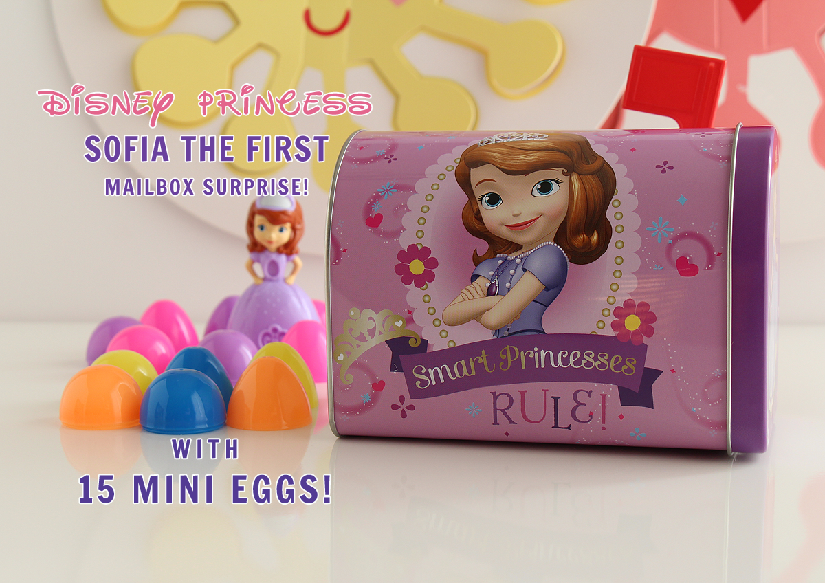 Disney Sofia the First Mailbox Surprise! Plus more fun YouTube videos for kids!