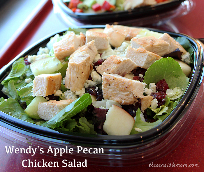 Apple Pecan Chicken Salad #BeyondTheBowl