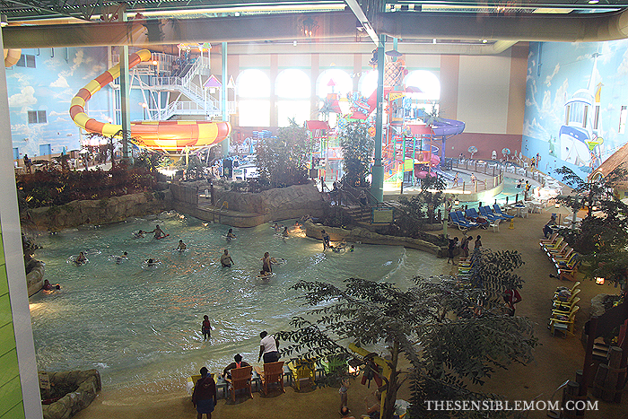 KeyLime Cove Indoor Waterpark Resort Family Adventure #chicago #vacation #staycation #keylimecove #illinois #travel