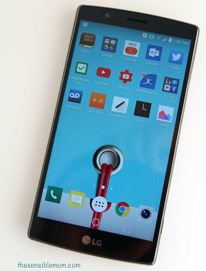 An LG G4 Smartphone Review #tech #technology #SprintMom