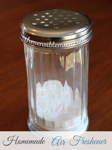 DIY: Homemade Air Freshener - The