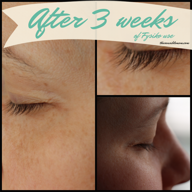 Beauty Fysiko Eyelash Growth Serum Review Month 1 Results