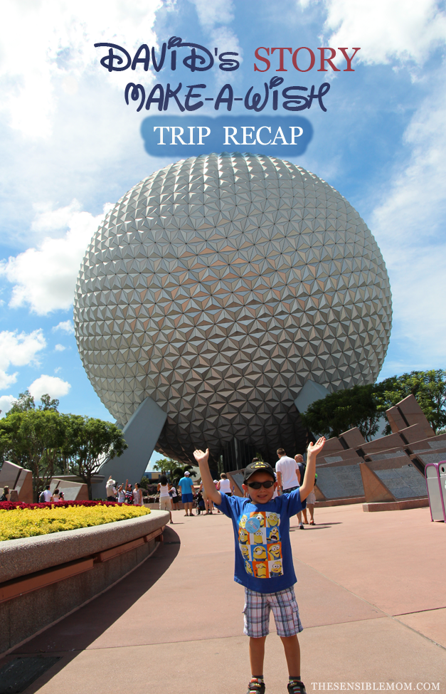 David S Story Make A Wish Trip Recap Disneyworld Universalstudios Makeawish