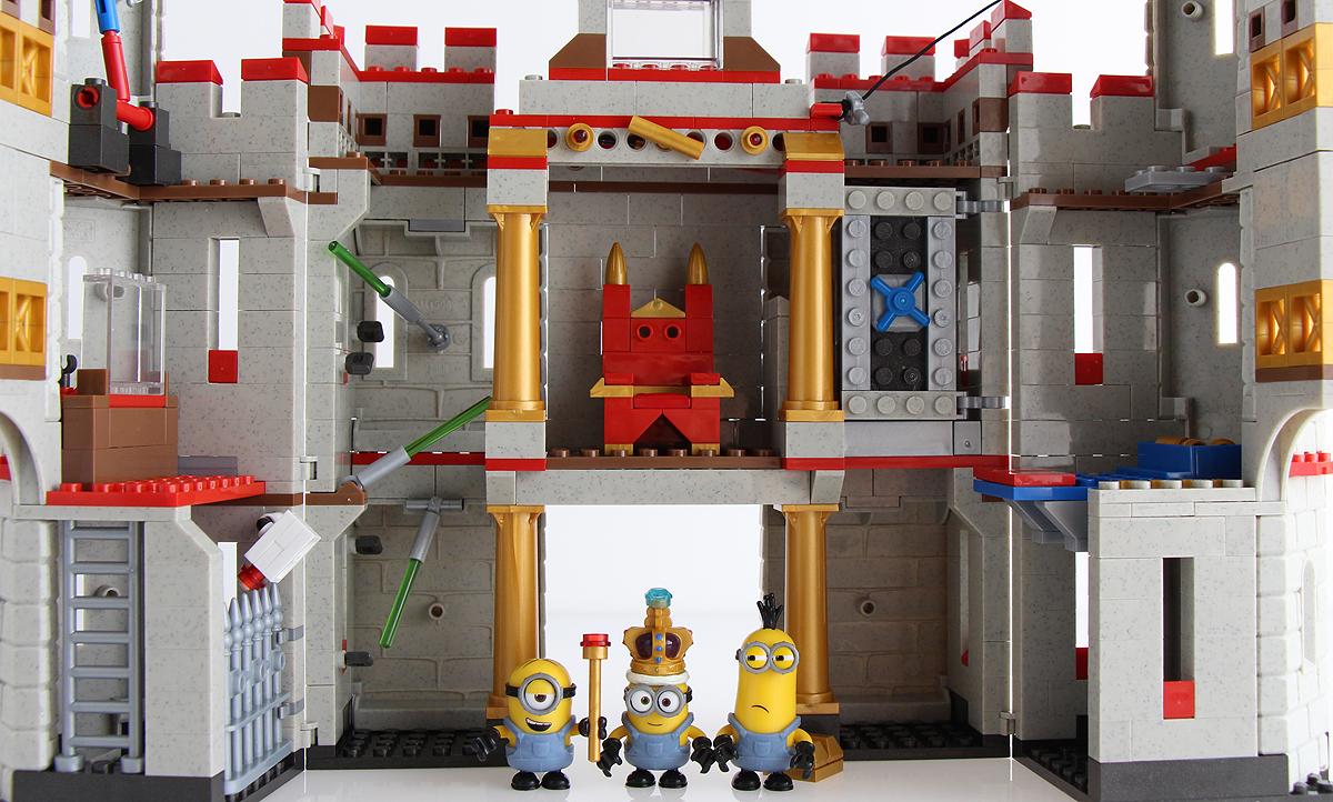 3 new minions movie toys fun playtime reviews  minions mega bloks castle adventure  minions